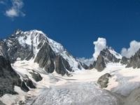 Saleina Glacier