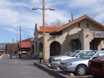 Santa Fe Depot