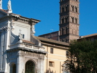 Santa Francesca Romana