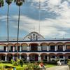 Santa Maria Del Tules Town Hall
