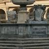 Fountain in Piazza Santa Maria