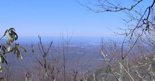 View Of Sevier County From A Backbone