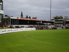 South Fremantle FC Members Stand