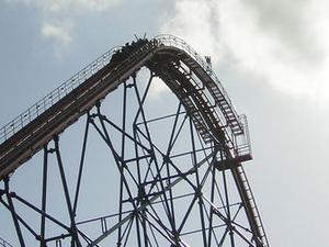 Titan Roller Coaster