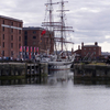 Ship In Dukes Dock