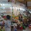 Shops Inside The Market