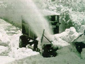 Snogo Snow Plow