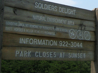 Soldiers Delight Natural Environmental Area