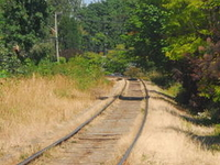 Southern Railway Of Vancouver Island