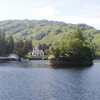 Loch Katrine With Factor Isle