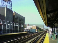 Fordham Road IRT Jerome Avenue Line Station