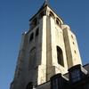 The Porch Tower Of Saint-Germain-des-Prés