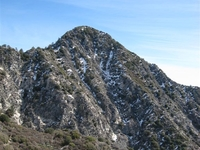 Strawberry Peak