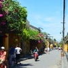 Street At Hoi An