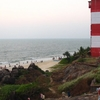 Lighthouse Alongside Surathkal Beach