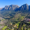 Table Mountain Overshadowing Cape Town SA