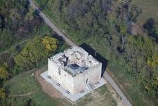 Tabor Ruin, Neusiedl Am See, Burgenland