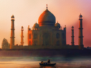 Same Day Agra Trip Photos