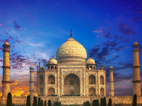 Golden Triangle with Khajuraho & Varanasi (11 Days)