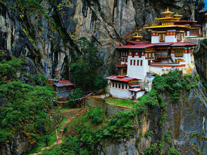 Bhutan at a Glance Tour Photos