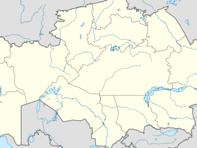 Taldykorgan Is Located In Kazakhstan