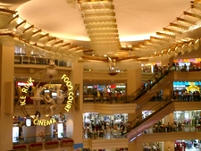 Mall Taman Anggrek Interior
