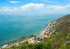 Front Beach - Tam Duong Beach