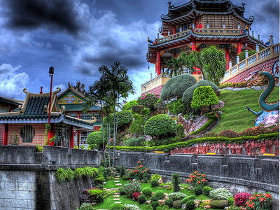 Taoist Temple