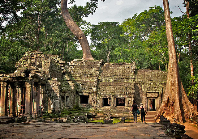 Angkor Wat Preah Khan and Banteay Srey Day Tour Photos