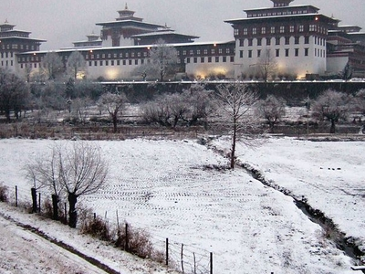 Tashichho Dzong