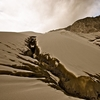 Tavurvur Volcanic Ash Dune - Papua New Guinea
