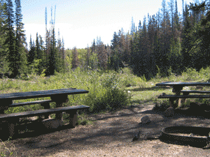 Teal Campground
