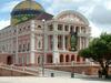Teatro Amazonas In Manaus