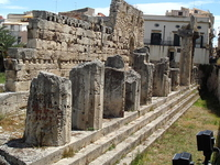 Temple of Apollo At Syracuse
