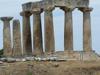 Temple Of Isthmia