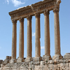 Temple Of Jupiter In Baalbek