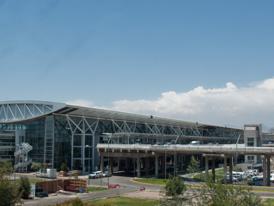Comodoro Arturo Merino Benitez International Airport