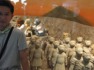 Terracotta Army Museum and Banpo Village Photos