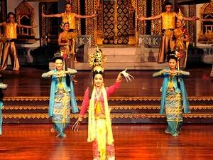 Thai Dinner & Classical Thai Dance Tour From Bangkok Photos