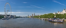 Thames Panorama London