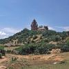 Thap Cham Po Klong Towers Landscape