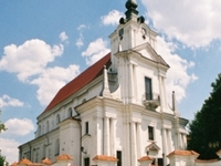 The Assumption BVM Church in Siemiatycze