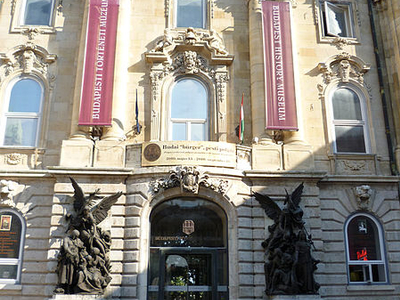 The Budapest History Museum - Budapest