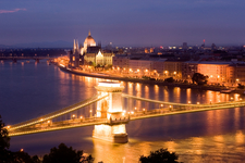 The Chain Bridge-Budapest