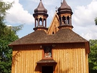 The Church of the Holy Trinity in Ulanow