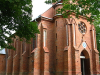 The Church of St. Adalbert