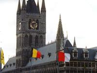 Campanarios de Bélgica y Francia