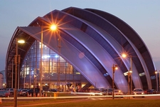 The Clyde Auditorium - Glasgow
