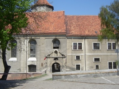 The Ducal Castle Of Kożuchów