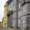 The Entrance Of Pena National Palace